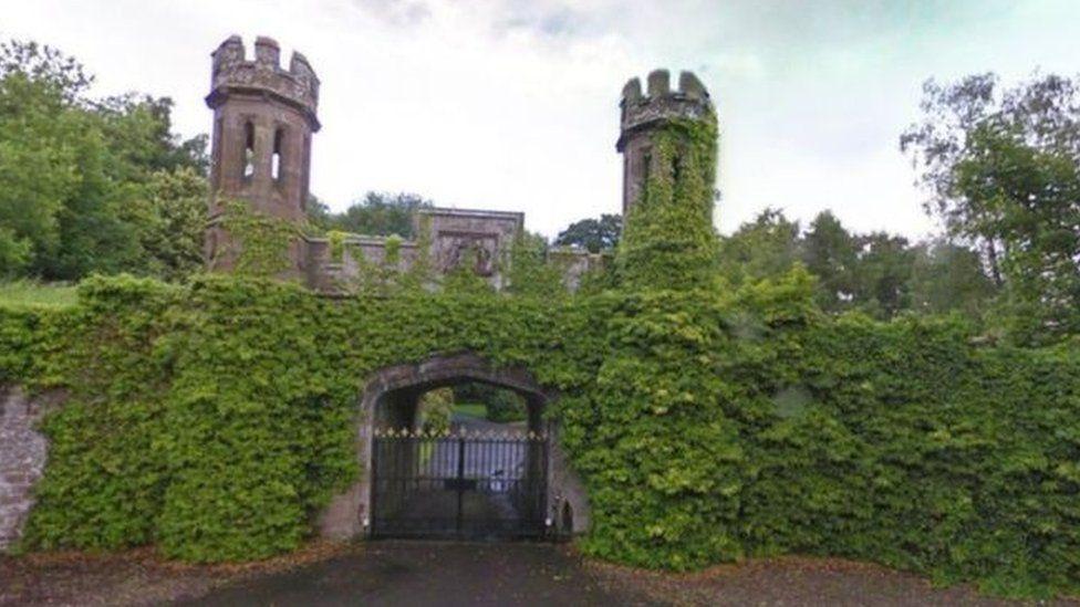 Guthrie Castle