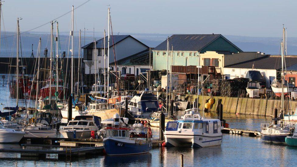 Harbwr Aberystwyth