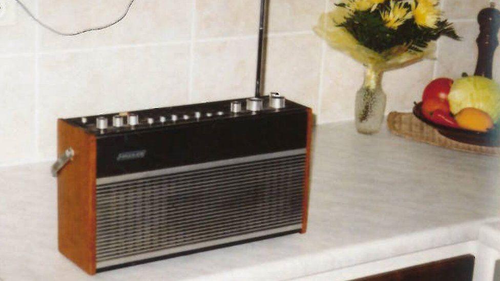 Erwin van Haarlem's radio