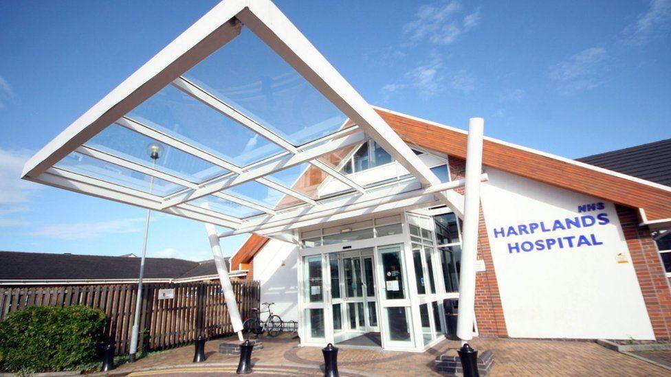 Harplands Hospital
