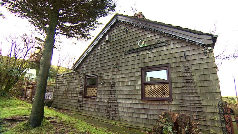 Neville Herron's house