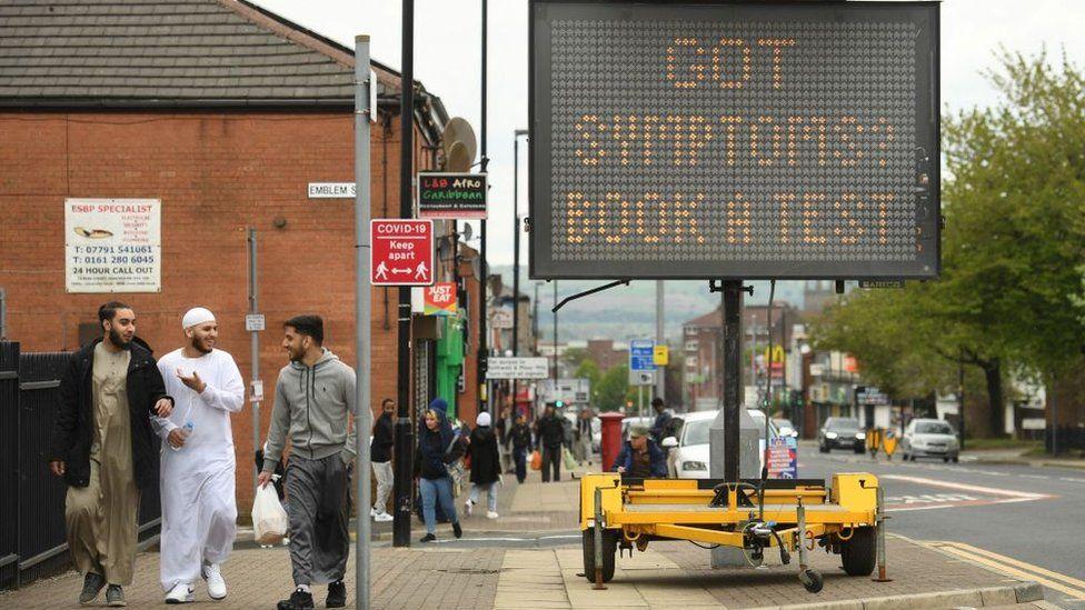 A public health board in Bolton