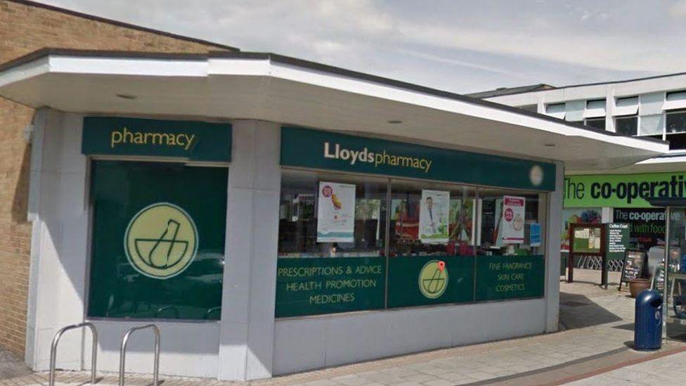 Lloyds Pharmacy, in Westbury-on-Trym,