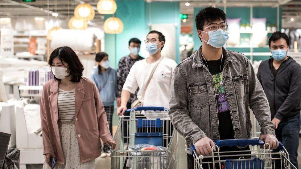 Coronavirus en China | Harbin, la ciudad en riesgo de ser el nuevo ...
