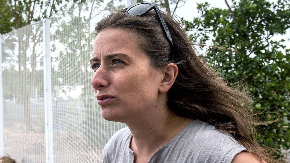 Marine Tondelier of Green Party, file pic