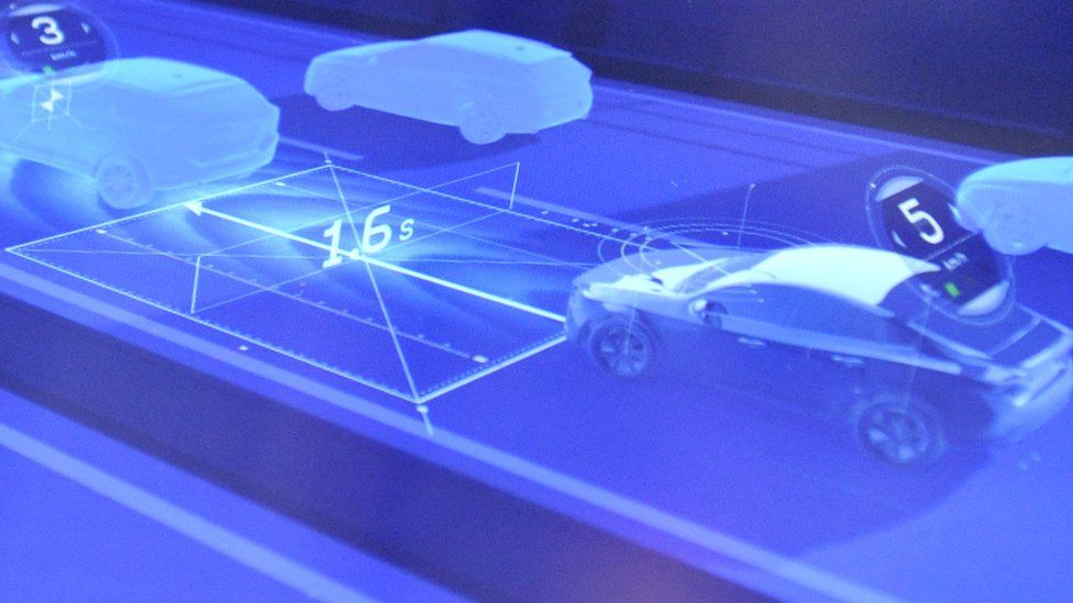 Volvo has invested in a range of advanced car technology, including 'pilot assist' features