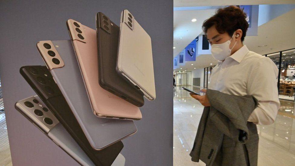 Samsung: Handsets push profits to pre-pandemic highs thumbnail