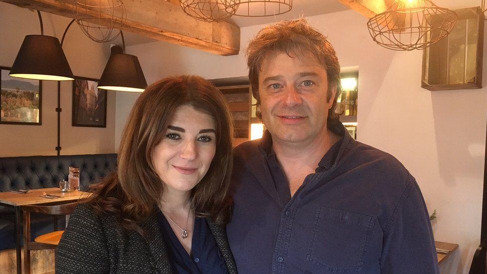David and Samantha McHattie