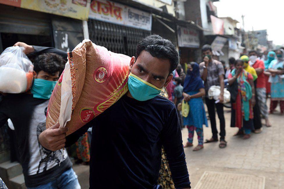 Dharavi lockdown