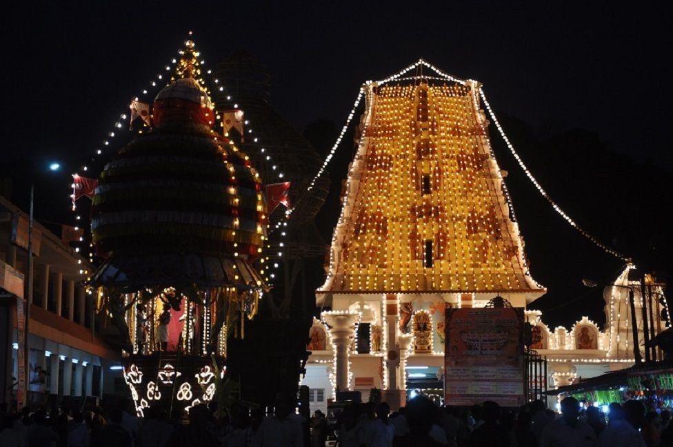 कुक्के सुब्रमण्या मंदिर