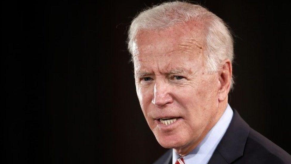 Joe Biden (20 October)