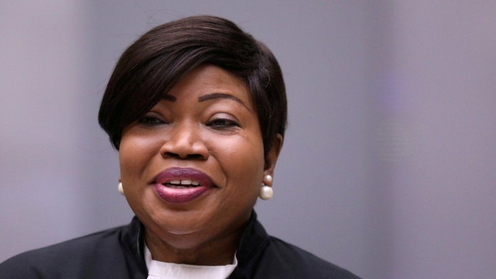 Fatou Bensouda in 2019
