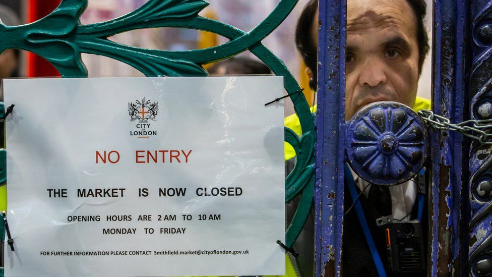 Market closed