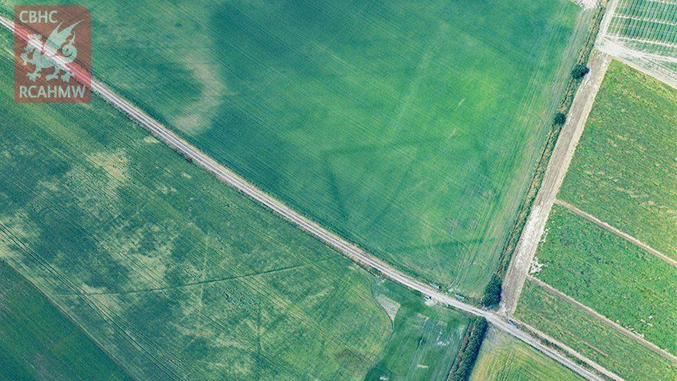 Iron Age farmstead Ceredigion