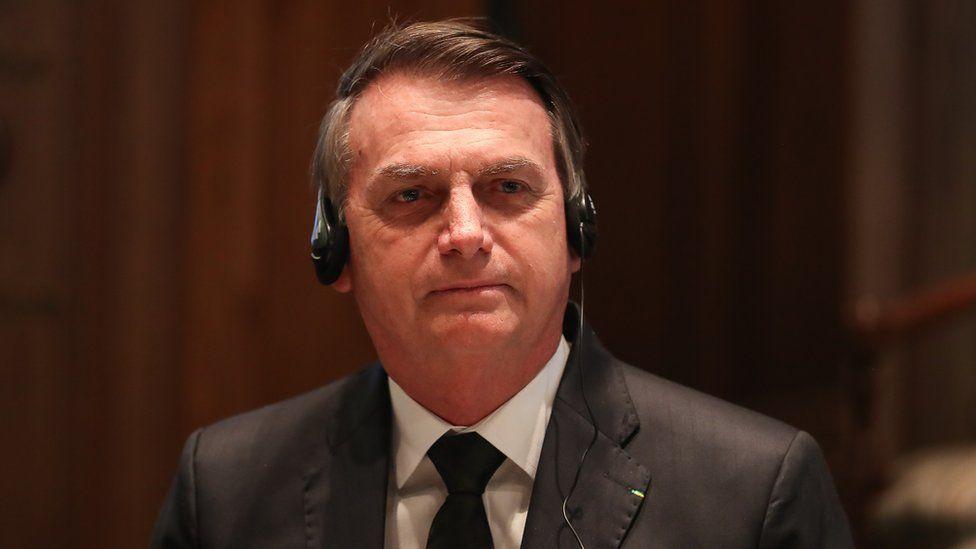 5 pontos do discurso de Bolsonaro ao receber prêmio nos EUA