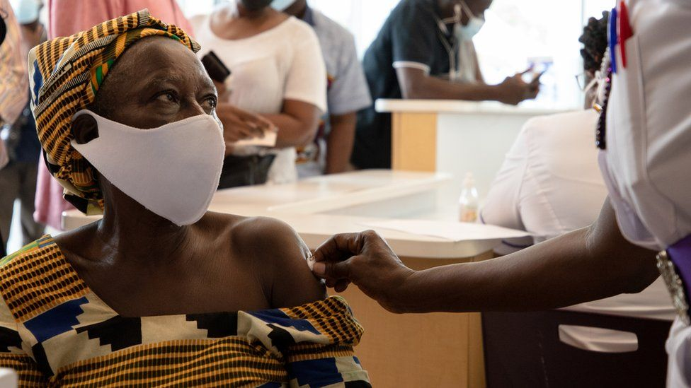 Vaccination in Ghana