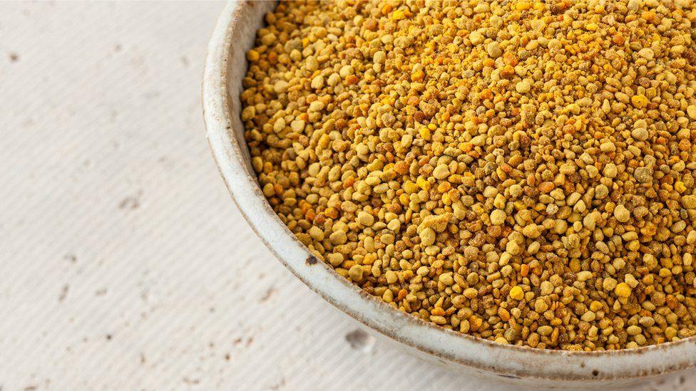 como consumir el polen para la prostata