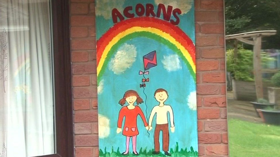 Acorns hospice