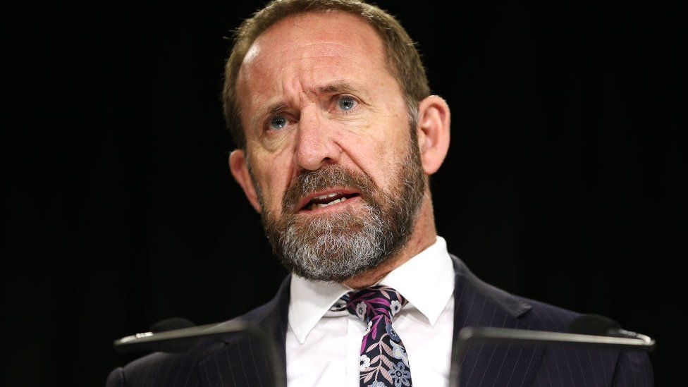 NZ Justice Minister Andrew Little