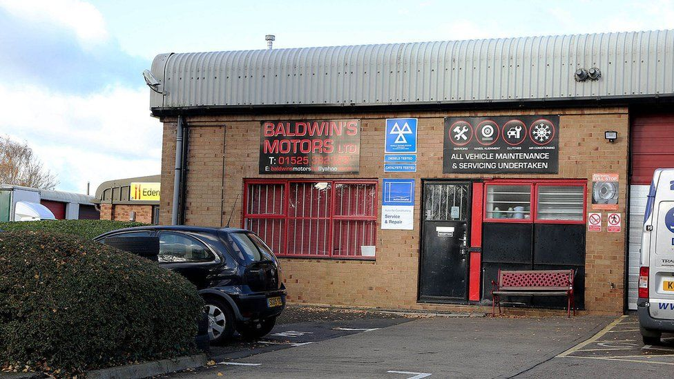 Baldwin's Motors