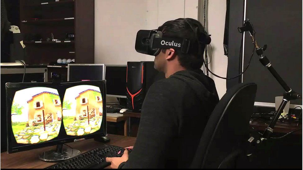 Virtual reality sickness 'tackled with field of view trick'