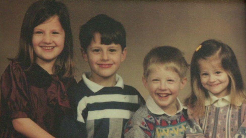 Gillian's children