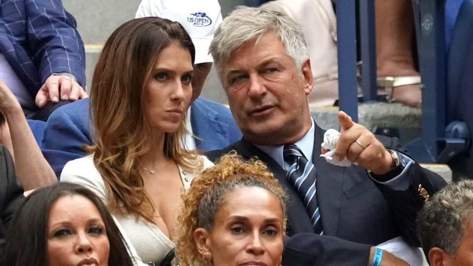 Baldwin and his wife Hilaria attended the US Open together last September