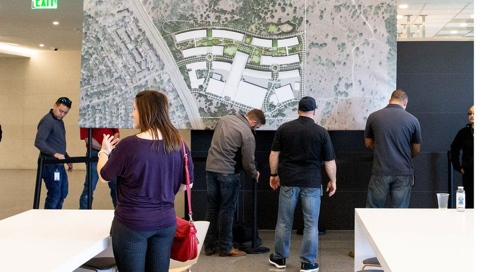 Apple has unveiled plans for a new campus in Austin, Texas