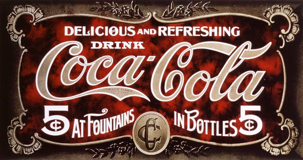 A Coca Cola advert