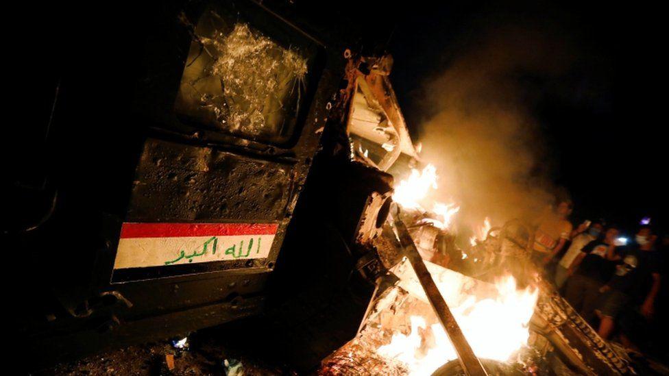 صحيفة آي: غضب العراقيين إزاء الفساد يصل درجة الغليان