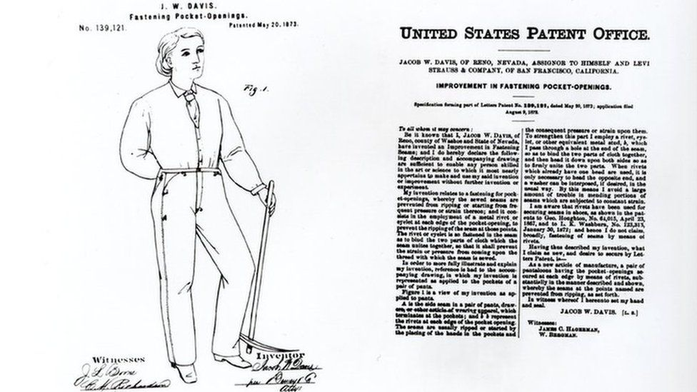 Original US patent from May 20, 1873