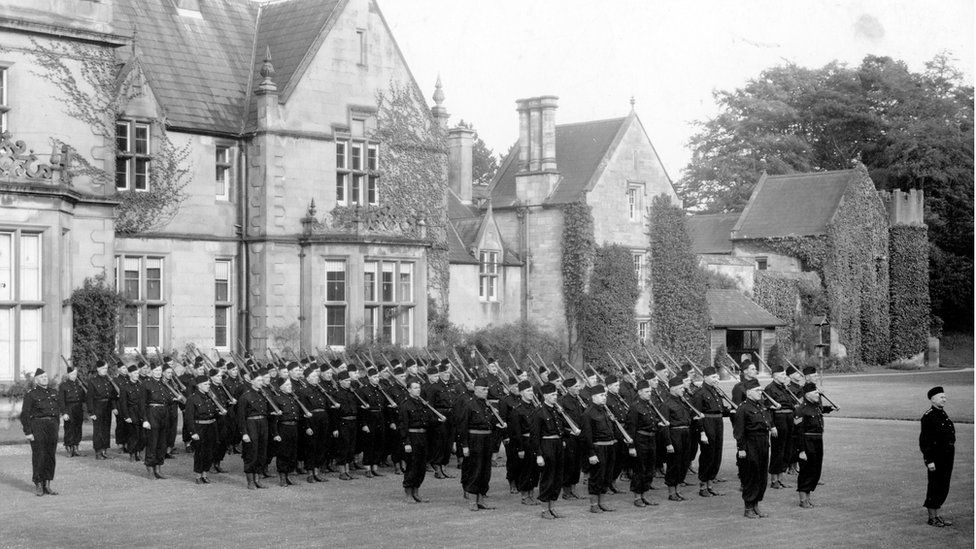 The Home Guard in Bangor