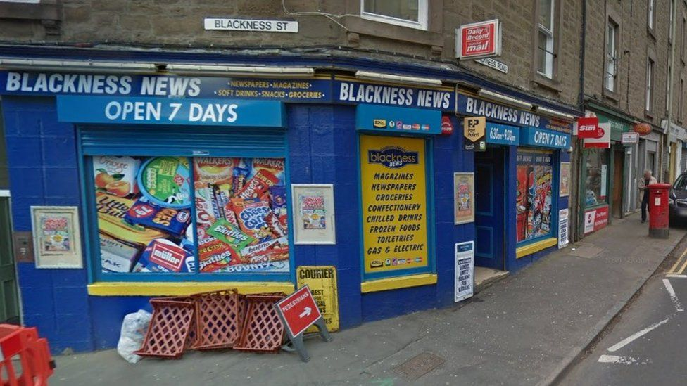 Blackness News shop