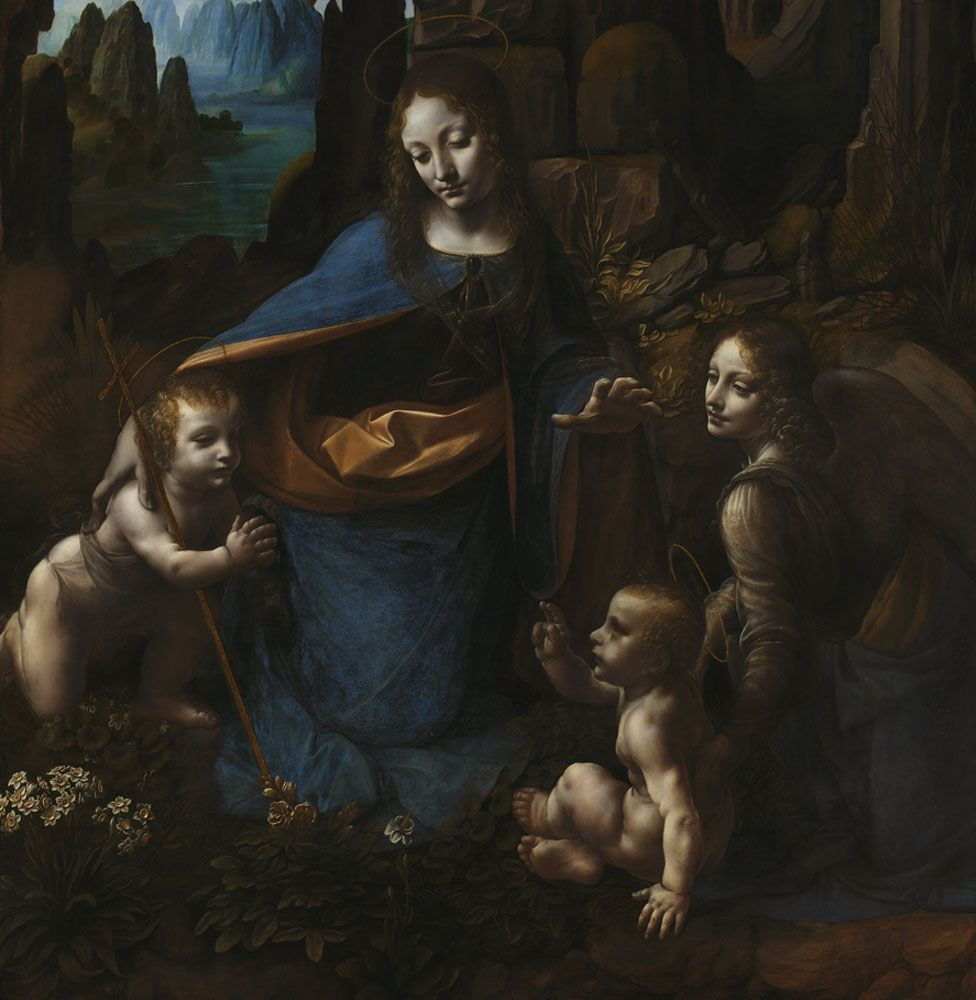 Leonardo da Vinci's abandoned and hidden artwork reveals its secrets