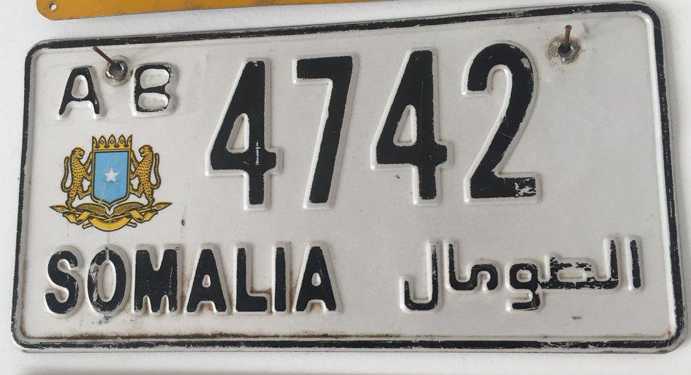 Somalia plate