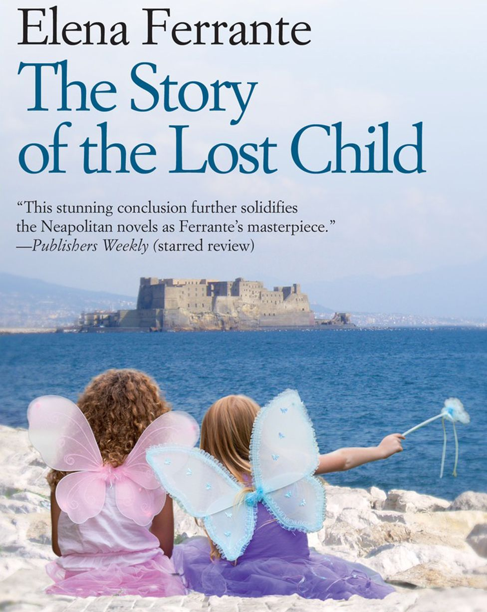 Book cover - The Story of the Lost Child