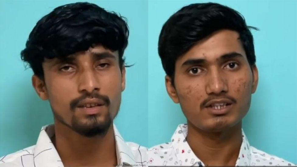 Vishal Kedar and Abhishek Awadh