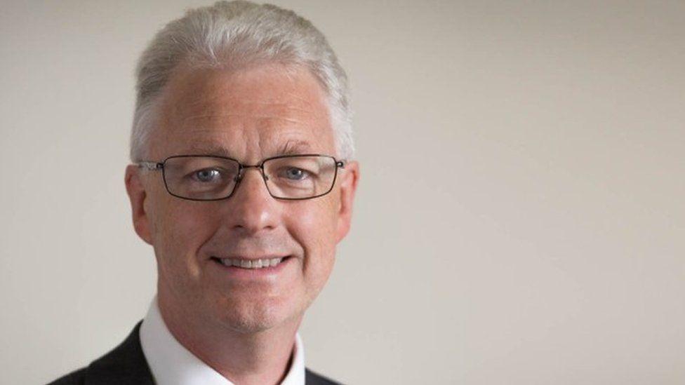 Professor Ian White