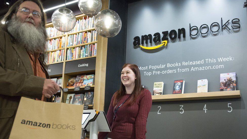 Amazon's bookstore