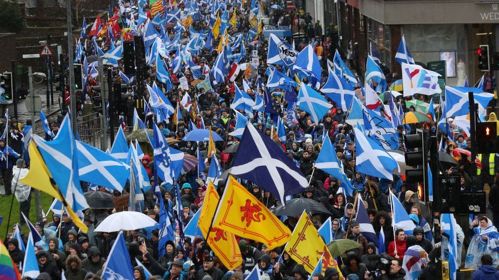 All Under One Banner march