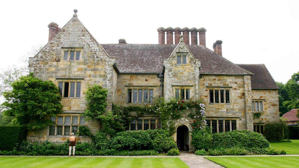 Bateman's, Kipling's house in Burwash, East Sussex