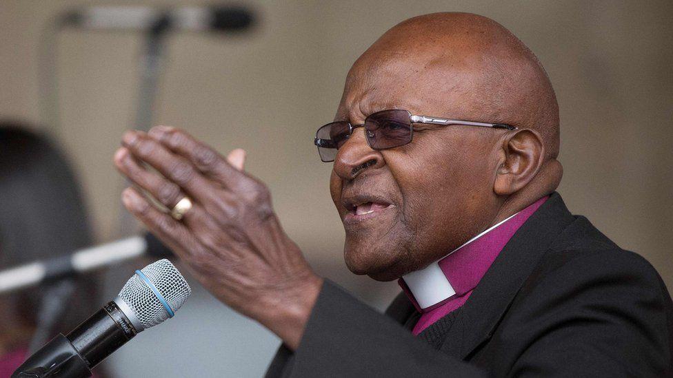 Archbishop Tutu, 22 Sep 17