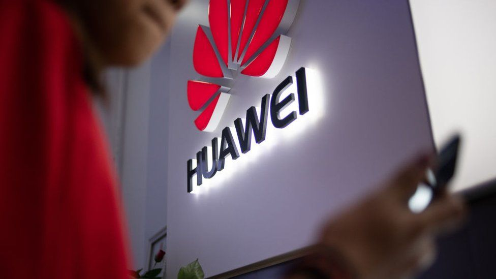 Huawei: 'We stand naked in front of the world'