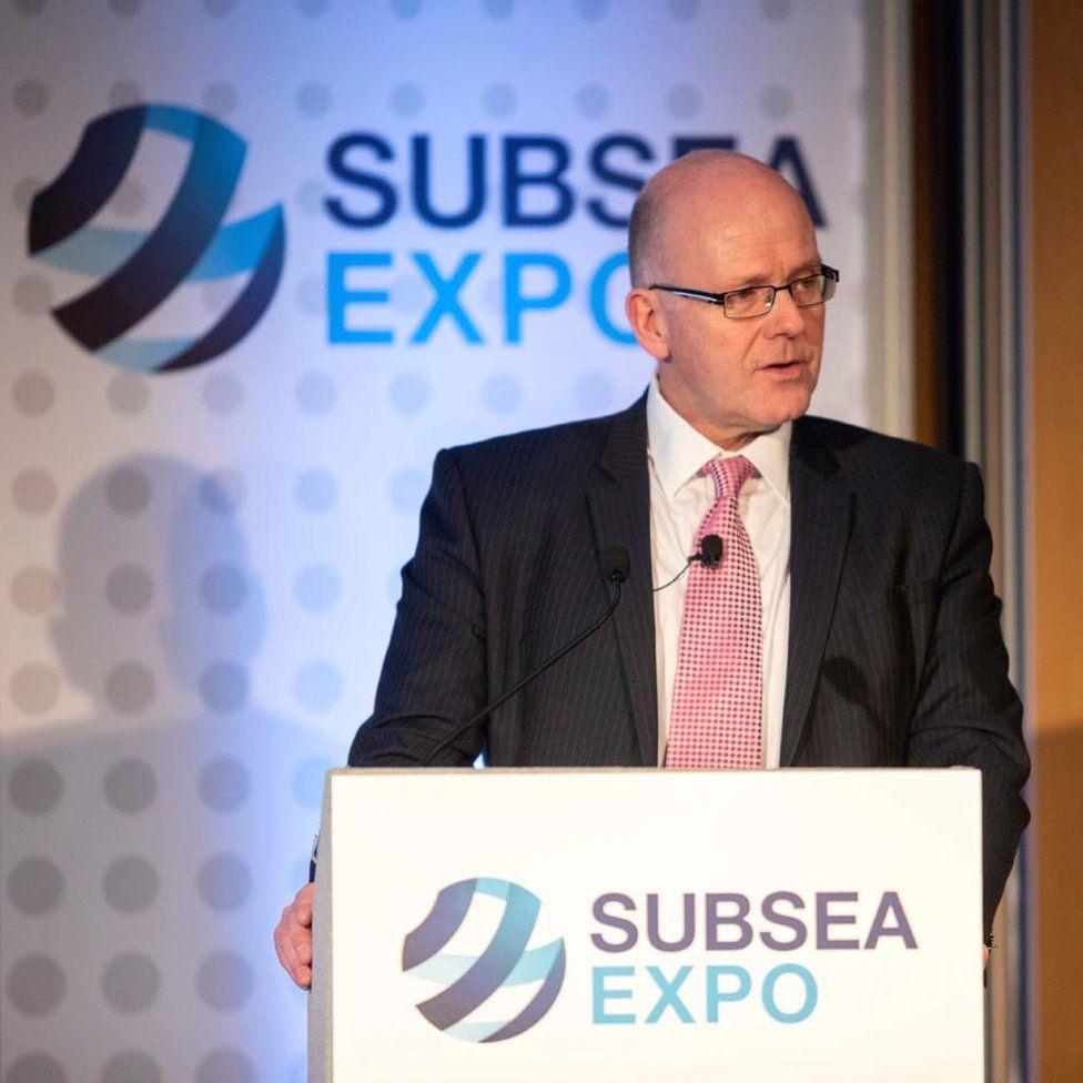 Neil Gordon of Subsea UK