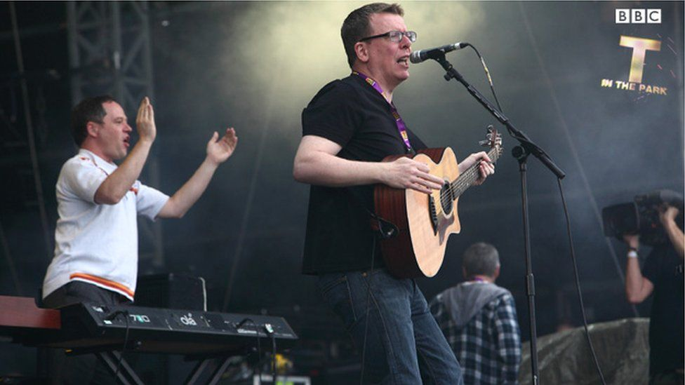 proclaimers at t in the aprk