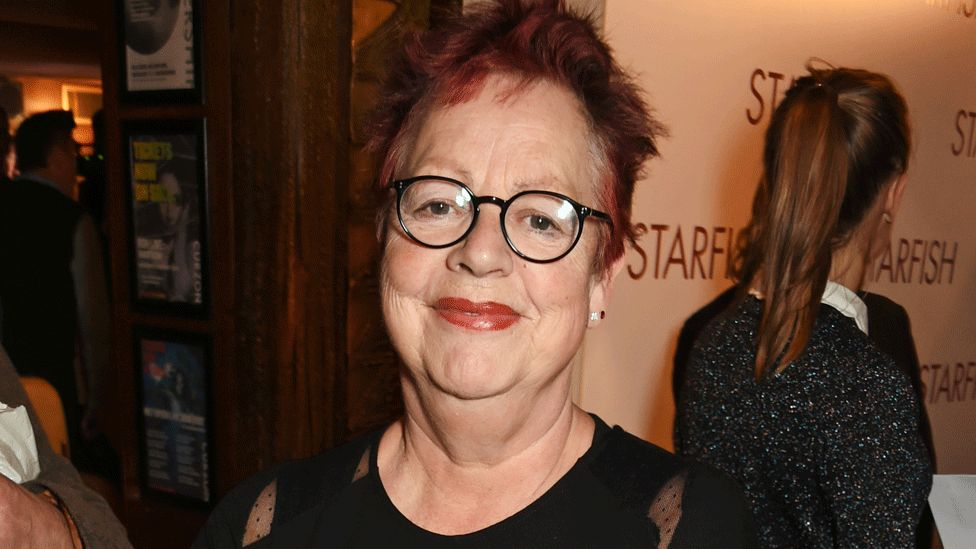 Jo Brand battery acid joke 'went too far', BBC rules