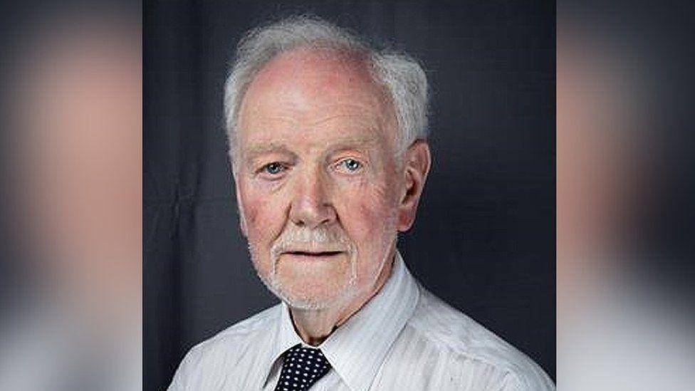 Barry Burkhill