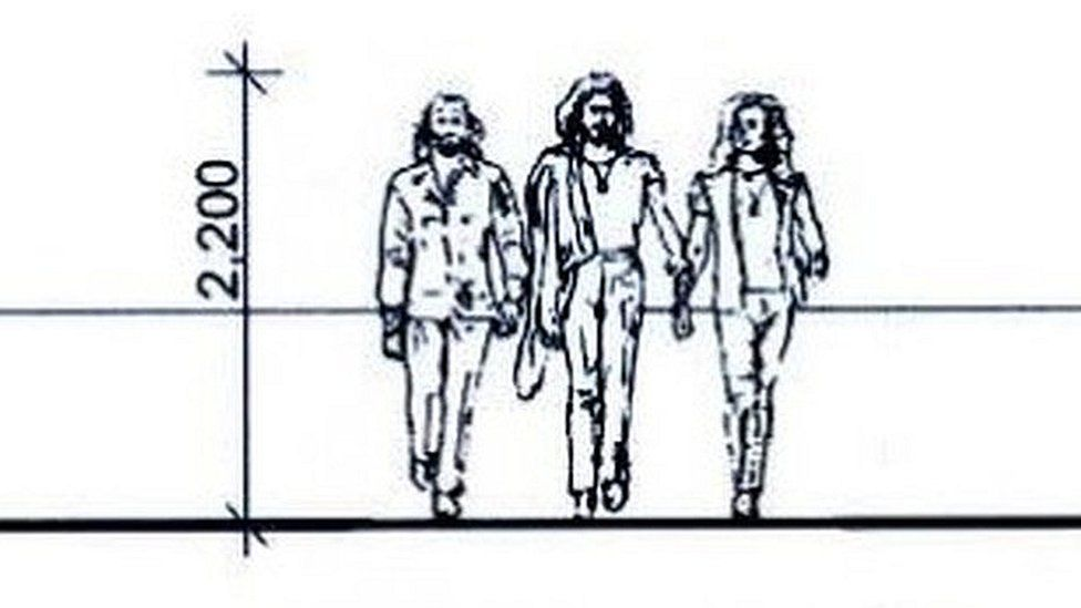 Plan for Bee Gees statue