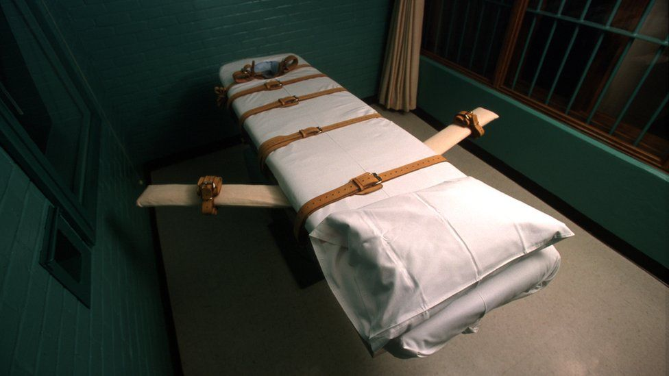 death chamber (file photo)