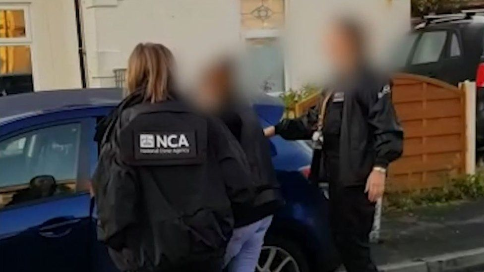 Suspect arrested by NCA